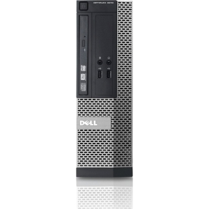 Dell OptiPlex Desktop Computer - Intel Core i3 i3-3220 3.30 GHz - Small Form Factor - 4 GB RAM - 500 GB HDD - DVD-Writer - Intel HD 2500 Graphics - Genuine Windows 7 Professional - HDMI