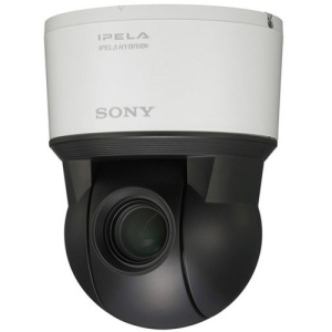 Sony SNC-ZP550 Surveillance/Network Camera - Color, Monochrome - 28x Optical - Exmor CMOS - Cable - Fast Ethernet