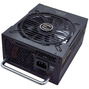 EVGA SuperNOVA NEX750G Gold Power Supply - 90% Efficiency - 750 W - Internal - 110 V AC, 220 V AC