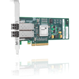 HP-IMSourcing StorageWorks Fibre Channel Host Bus Adapter - 2 x LC - PCI Express 2.0 x8 - 8 Gbps