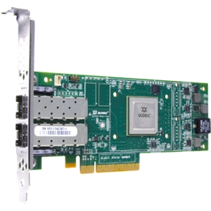 HP StoreFabric SN1000Q 16GB 2-port PCIe Fibre Channel Host Bus Adapter - 2 x LC - PCI Express 3.0 x4 - 16 Gbps