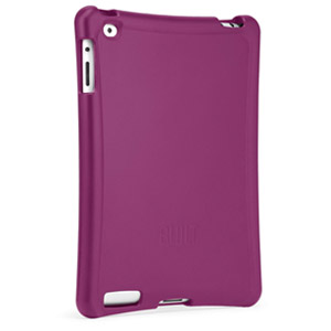Built NY Ergonomic Hardshell Case for All iPads - Raspberry