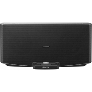 Sony RDP-X200IP 2.0 Speaker System - 40 W RMS - Wireless Speaker(s) - 100 Hz - 10 kHz - iPod Supported