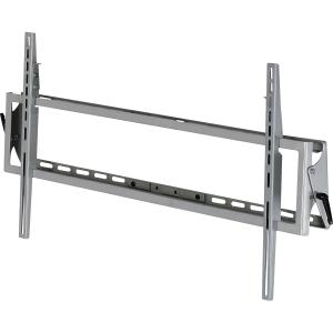 "Balt 66587 Wall Mount for Flat Panel Display - 42"" to 61"" Screen Support - 220.00 lb Load Capacity - Steel - Silver"