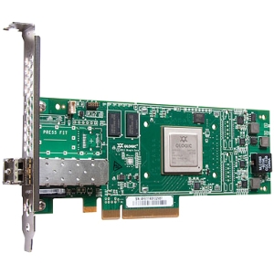 HP StoreFabric SN1000Q 16GB 1-port PCIe Fibre Channel Host Bus Adapter - 1 x LC - PCI Express 3.0 x4 - 16 Gbps