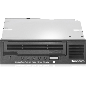 Quantum LTO-6 HH Tape Drive, Internal Bare, 6Gb/s SAS (SFF8482) - 2.50 TB (Native)/6.25 TB (Compressed) - SAS - 5.25&quot; Width - 1/2H Height - Internal