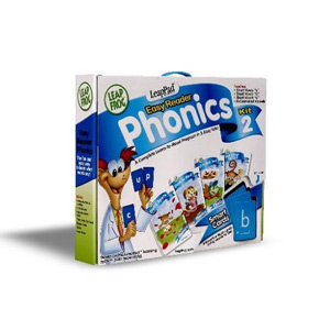 LeapFrog Easy Reader Phonics Kit 2