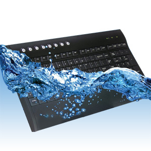 Squeaky Clean Washable Keyboard