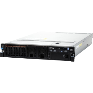 IBM System x 7915M2U 2U Rack Server - 1 x Intel Xeon E5-2690 2.90 GHz - 2 Processor Support - 4 GB Standard/32 GB Maximum RAM - 6Gb/s SAS RAID Supported, Serial ATA/600 Controller - Gigabit Ethernet - RAID Level: 0, 1, 1+0