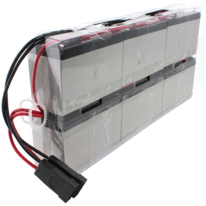 CyberPower RB1290X6PS UPS Replacement Battery Cartridge - 9Ah - 12V DC - Maintenance-free Sealed Lead Acid