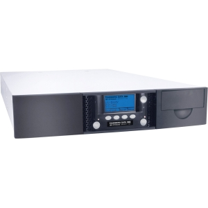 Tandberg Data StorageLibrary T24 LTO-6 HH SAS Module - 2.50 TB (Native)/6.25 TB (Compressed) - SAS - 1/2H Height