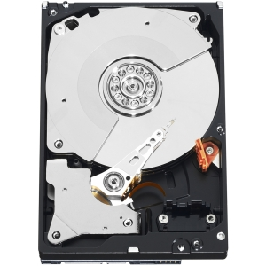 "WD WD4001FAEX 4 TB 3.5"" Internal Hard Drive - Black - SATA - 7200 rpm - 64 MB Buffer"