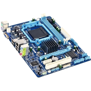 Gigabyte Ultra Durable 4 Classic GA-78LMT-S2 Desktop Motherboard - AMD 760G Chipset - Socket AM3+ - Retail Pack - Micro ATX - 1 x Processor Support - 16 GB DDR3 SDRAM Maximum RAM - Hybrid CrossFireX Support - Serial ATA/300 RAID Supported Controller - On-