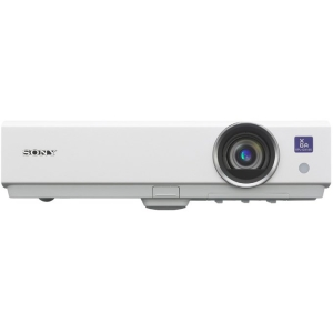 Sony VPL-DX145 LCD Projector - 720p - HDTV - 4:3 - PAL, NTSC, SECAM - 1024 x 768 - XGA - 2,500:1 - 2300 lm - HDMI - USB - VGA In - Fast Ethernet - White Color