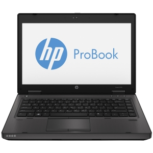 HP ProBook 6470b C6Z41UT 14.0&quot; LED Notebook - Intel - Core i5 i5-3210M 2.5GHz - Tungsten - 4 GB RAM - 500 GB HDD - Genuine Windows 8 (English) - DisplayPort