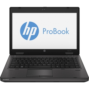 HP ProBook 6470b C6Z42UT 14.0&quot; LED Notebook - Intel - Core i5 i5-3210M 2.5GHz - Tungsten - 4 GB RAM - 500 GB HDD - Genuine Windows 8 - DisplayPort