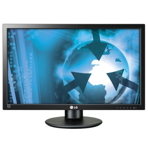 "LG E2722PY 27"" LED LCD Monitor - 16:9 - 12 ms - Adjustable Display Angle - 1920 x 1080 - 16.7 Million Colors - 300 Nit - 5,000,000:1 - Speakers - DVI - VGA - USB"