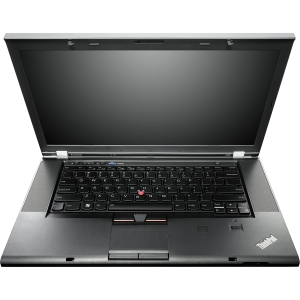 "Lenovo ThinkPad T530 2392B3U 15.6"" LED Notebook - Intel - Core i5 i5-3320M 2.6GHz - Black - 1366 x 768 HD Display - 4 GB RAM - 500 GB HDD - Intel HD 4000 Graphics - Webcam - Genuine Windows 7 Professional - 9.10 Hour Battery - DisplayPort"