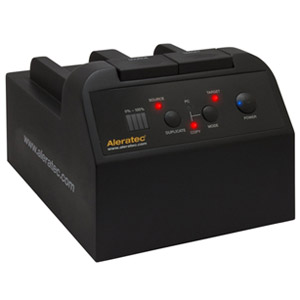 Image of Aleratec 1:1 HDD Copy Dock USB 3.0 Hard Disk Drive Duplicator