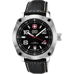SwissGear Swiss Military - Outback - Men - Casual - Analog - Quartz