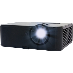 InFocus IN3124 3D Ready DLP Projector - 720p - HDTV - 4:3 - F/2.41 - 2.97 - PAL, NTSC, SECAM - 1024 x 768 - XGA - 3,000:1 - 4800 lm - HDMI - USB - VGA In - Ethernet - 360 W - 2 Year Warranty
