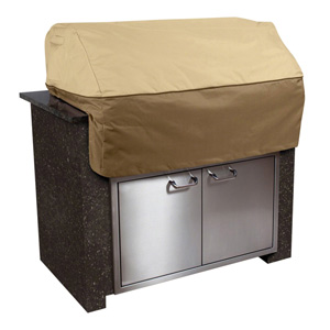 Classic Accessories Veranda Island Grill Top Cover