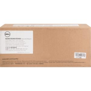 Dell Toner Cartridge - Black - Laser - 2500 Page - 1 Pack