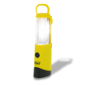 Coleman MicroPacker Compact LED Weather Resistant Lantern