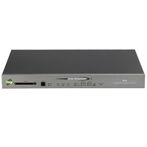 Digi Passport 48 Port Integrated Console Server - 48 x RJ-45 , 2 x RJ-45