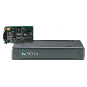 Digi PORTS/Xem 16-port RS-232 DB-25 concentrator
