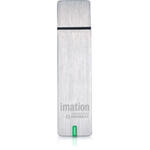 Imation Enterprise D250 8 GB USB Flash Drive