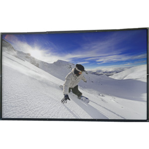 "Elite Screens DIY133H Projection Screen - Manual - 64.2"" x 115.4"" - DynaWhite - 133"" Diagonal - 16:9 - Portable"