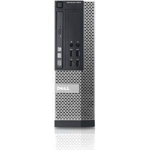 Dell OptiPlex Desktop Computer - Intel Core i5 i5-3550 3.30 GHz - Small Form Factor - 4 GB RAM - 500 GB HDD - DVD-Writer - Intel HD 2500 Graphics - Genuine Windows 7 Professional - DisplayPort