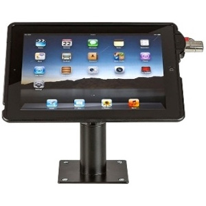 Kensington SecureBack Mounting Adapter for iPad - Black
