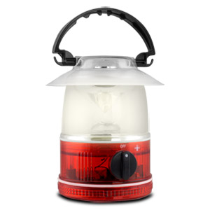 Portable All Purpose Super Bright 5 LED Camping Lantern (Random Colors)