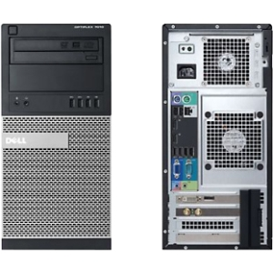Dell OptiPlex Desktop Computer - Intel Core i5 i5-3550 3.30 GHz - Mini-tower - 4 GB RAM - 500 GB HDD - DVD-Writer - Genuine Windows 7 Professional - DisplayPort