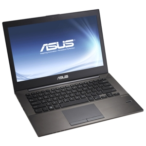 Asus B400A-XH51 14.1&quot; LED Notebook - Intel Core i5 i5-3317U 1.70 GHz - Black - 1366 x 768 HD Display - 4 GB RAM - 500 GB HDD - Intel HD 4000 Graphics - Bluetooth - Webcam - Genuine Windows 7 Professional - HDMI - DisplayPort