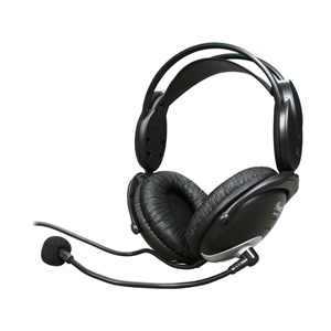 Rosewill Audio Pro RHM-6308 USB Connector Circumaural Gaming Headset - Surround - USB - Wired - 50 Ohm - 10 Hz - 25 kHz - Over-the-head - Binaural - Circumaural - 6.60 ft Cable - Noise Reduction Microphone