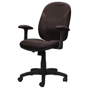 Rosewill Fabric Task Chair (Black)