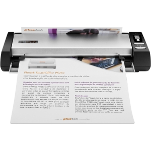 Plustek MobileOffice D430-G Sheetfed Scanner - 48-bit Color - 16-bit Grayscale - USB