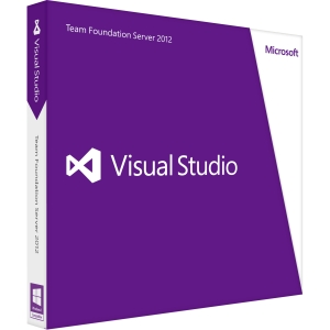 VISUAL STUDIO TEAM FOUNDATION SVR 2012 DVD