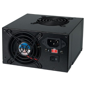 Rosewill RD400-2-DB 400W ATX V2.2 Power Supply - Internal, 400 W, 110 V AC, 220 V AC