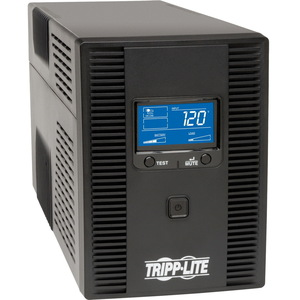 Tripp Lite SMART1300LCDT Smart LCD  1300VA Tower Line-Interactive 120V UPS with LCD Display and USB Port