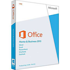 Microsoft Office 2013 Home & Business 32/64-bit
