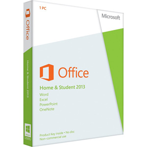 Microsoft Office 2013 Home & Student 32/64-bit