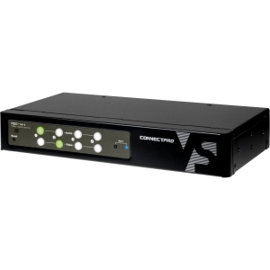 Connectpro ADS Audio/Video Switchbox - 4 x 1 - WUXGA