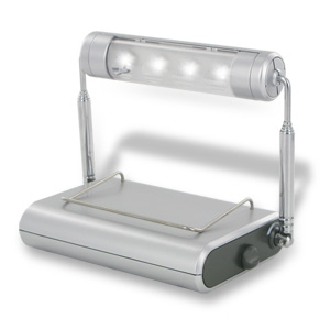 Rite Lite 4 LED Book / Computer Light -  LPL904
