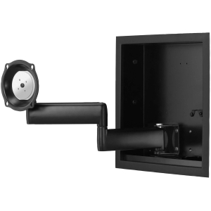 Chief MAC501B Flat Panel In-Wall Mount - 75 lb - Black