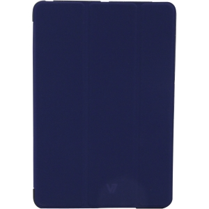V7 Carrying Case (Folio) for iPad - Dark Blue
