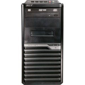 Acer Veriton Desktop Computer - Intel Pentium G645 2.90 GHz - 4 GB RAM - 500 GB HDD - DVD-Writer - Genuine Windows 8 Pro - DVI